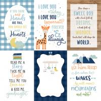 Baby Boy - 4X6 Journaling Cards 10 pcs