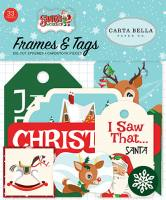 Santa's Workshop - Frames & Tags