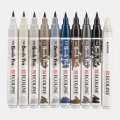 Ecoline Brushpen Set 10 Grau