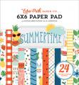 Summertime 6x6 Paper Pad